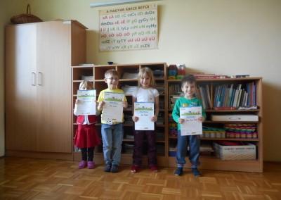 """Ciciveselošolski dan/""""Cici vesela šola"""" feladatlapok megoldása"""